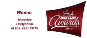 Munster Bodyshop of the Year Award 2019